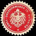 Siegelmarke Armee - Oberkommando in Ostasien W0214943.jpg