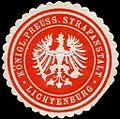 Siegelmarke Königlich Preussische Strafanstalt - Lichtenburg W0219236.jpg
