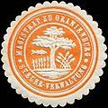 Siegelmarke Magistrat zu Oranienburg - Steuer - Verwaltung W0205595.jpg