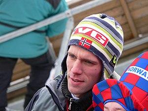 Sigurd Pettersen - Image: Sigurd Pettersen 2009