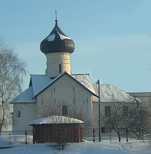 Zverin Monastery - The Church of Saint Simeon.