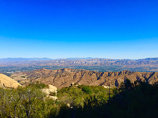 Simi Valley (valley)