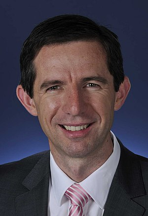 Minister for Education and Training - Image: Simon Birmingham