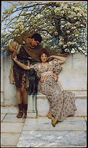 Sir Lawrence Alma-Tadema - Promise of Spring - RES.39.94 - Museum of Fine Arts.jpg
