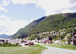 Ørskog Former municipality in Møre og Romsdal, Norway