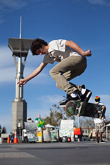 Variationsedit Once A Skateboarder Masters The Kickflip