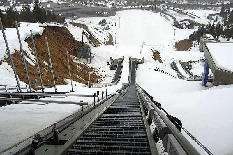 File:Ski Jump View From Top.JPG