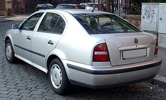 Škoda Octavia - Škoda Octavia pre-facelift