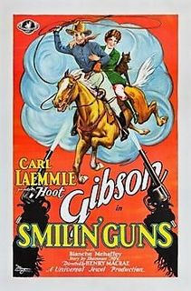 <i>Smilin Guns</i> 1929 film by Henry MacRae