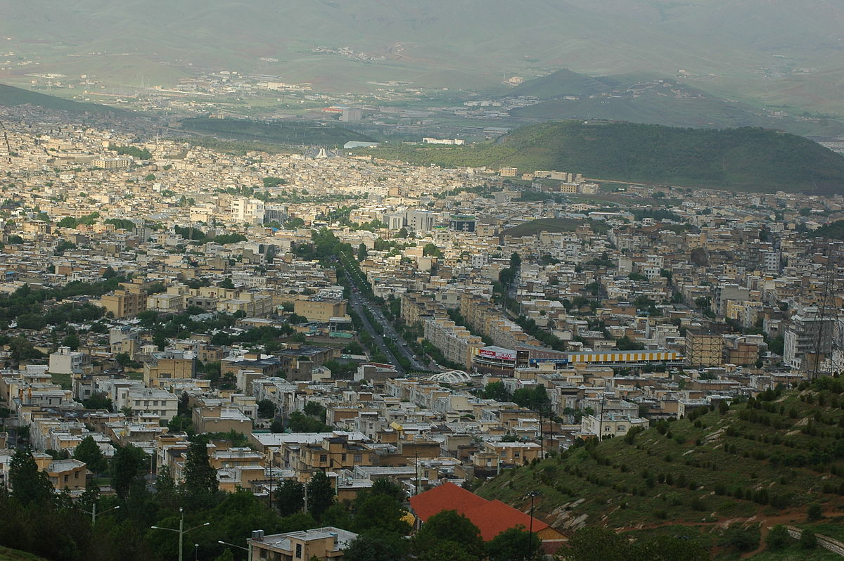 Sanandaj Travel Guide At Wikivoyage