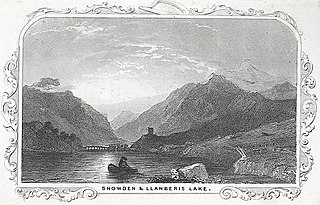 Snowden & Llanberis Lake