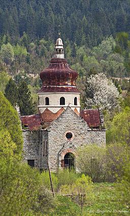 Sokoliki gorskie cerkiew