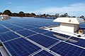 Solar panels at Presidio of Monterey (7116961293).jpg