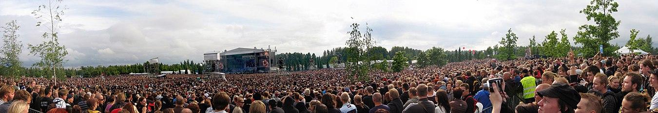 Kirjurinluoto Arena – Wikipedia
