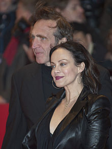 Sonja Kirchberger and Jochen Nickel (Berlin Film Festival 2011).jpg