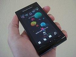 Image illustrative de l'article Sony Ericsson Satio