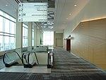 South in Utah Valley Convention Center north upper atrium, Jan 16.jpg