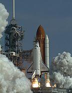 Space Shuttle STS-70 Launch DSC00001
