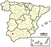 Spain region Sevilla highlighted.jpg