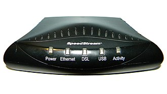 Bell Internet - Image: Speed Stream 5200