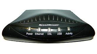 Bell Internet - Image: Speed Stream 5200