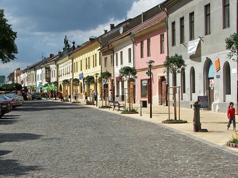 File:Spišská Nová Ves Street 01.JPG