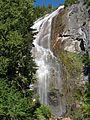 Spray Falls in Spray Park, Mount Rainier National Park (2011-09-03).jpg