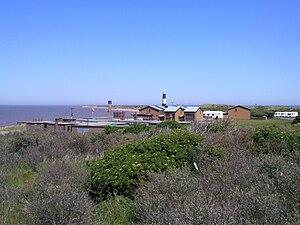 Spurn - Settlement on Spurn Head in 2009