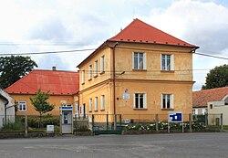 Srbice, municipal office.jpg