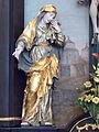 St.Peter am Wimberg Kirche - Kreuzaltar 2 Maria.jpg
