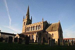 Digby, Lincolnshire - St. Thomas Martyr's church, Digby