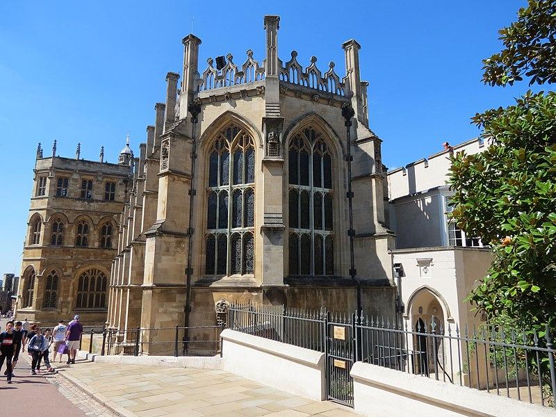 File:St. George's Chapel, Windsor Castle 1.jpg