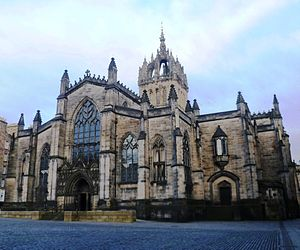 Kirk - The High Kirk of Edinburgh