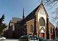 St. Joseph in Duesseldorf-Holthausen, von Suedwesten.jpg