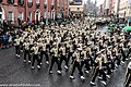 St. Patrick's Day Parade (2013) In Dublin - Purdue University All-American Marching Band, Indiana, USA (8566552098).jpg