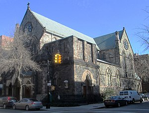 St. Paul's Episcopal Church (Brooklyn) - Image: St. Paul's Episcopal Church of Brooklyn