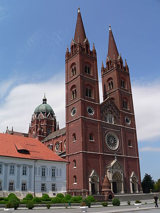 Slavonia - Đakovo, Cathedral of St. Peter