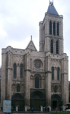 StDenis Fassade