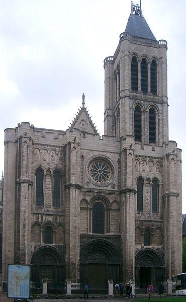 Gotička arhitektura 370px-StDenis_Fassade