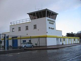 Enniskillen/St Angelo Airport airport in the United Kingdom