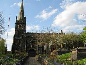 Wednesbury - St Bartholomew's, Wednesbury
