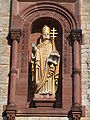 St Bonifatius Heidelberg Weststadt Detail Fassade 1.JPG