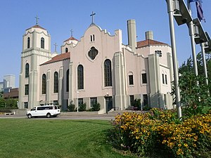 Auraria Campus - St Cajetan Catholic Church