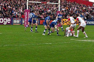 St Helens R.F.C.–Wigan Warriors rivalry