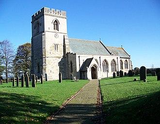 Sherburn, North Yorkshire - St Hilda's Church, Sherburn