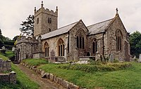 St Mary, Hennock, Devon - geograph.org.uk - 1730992.jpg