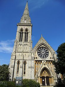 St Matthias Church Richmond Greater London front view.jpg