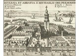 St. Michaels Abbey, Antwerp
