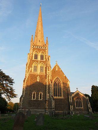 Wokingham - St Paul's Church