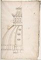 St Peter's, dome, model, half elevation (recto) blank (verso) MET DP810518.jpg